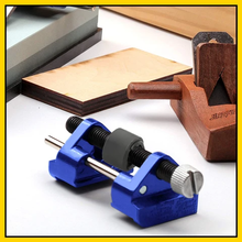 Adjustable Side Clamping Fixed Angle Honing Guide Jig Precision Manual Grinding Chisel Iron Planer Blade Sharpener Tool