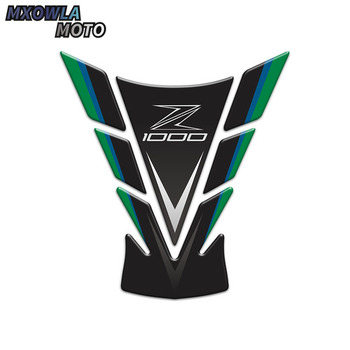 For  Z1000 Z900 Z800 Z750 Z650 100% Carbon Fiber Products Motorcycle Accessories Tank Pads Protection Sticker Decal