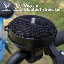 Bicycle Bluetooth Speaker Portable Bikes Column Powerful Outdoor Waterproof Acoustics Sound Boombox Soundbar Woofer Hands Free