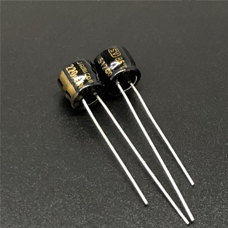 10pcs SMD Aluminium Electrolytic Capacitor 4.7uF 35V 4x5mm