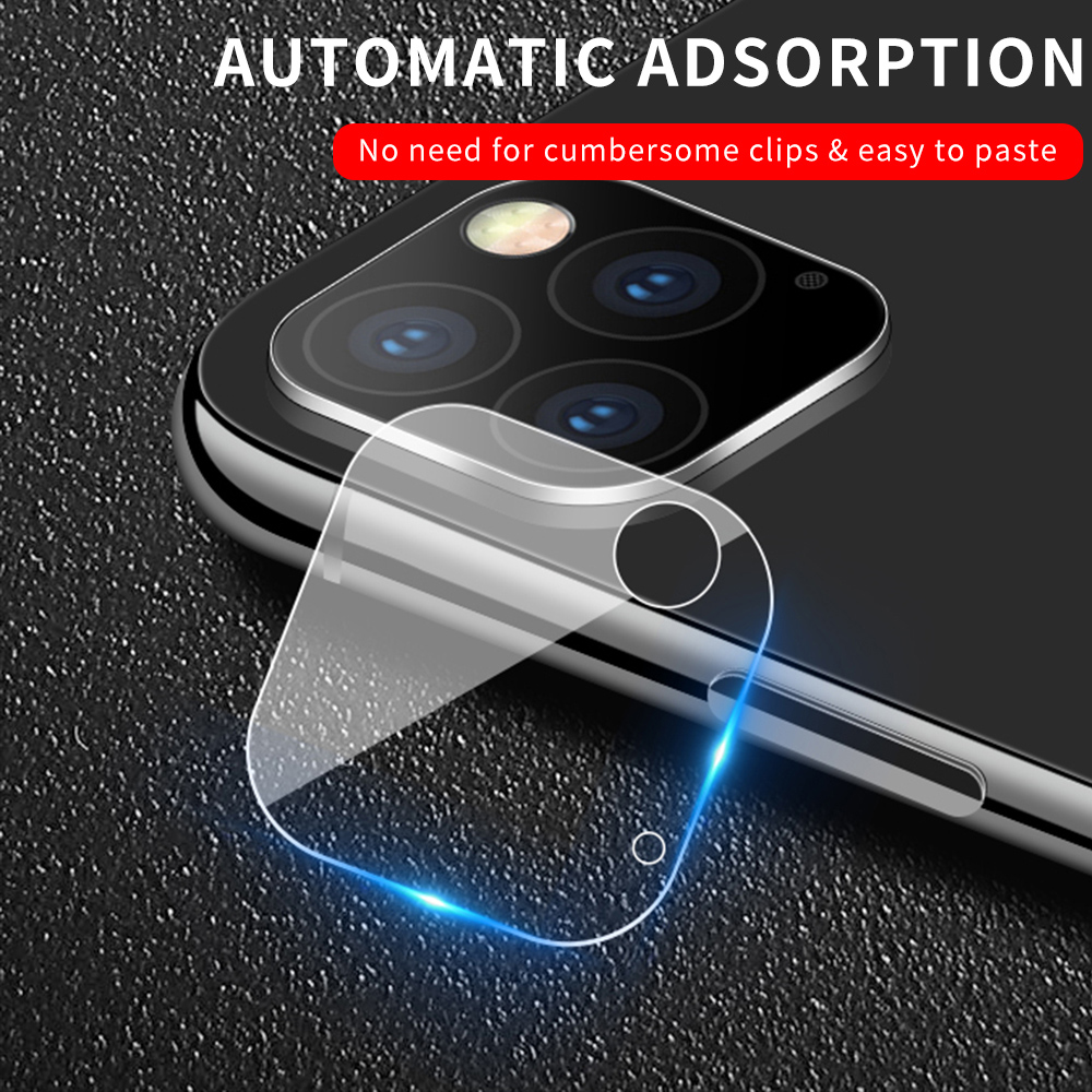 For IPhone 11 Pro Max Lens Protector 9H Hardness Tempered Glass Camera Lens Protector For IPhone 11 Pro Telefono Accessories