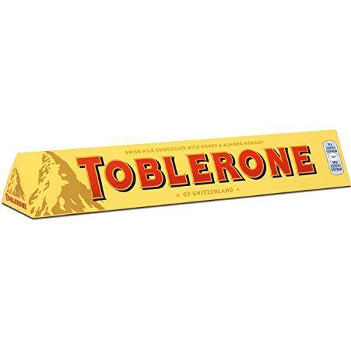 Cadbury Toblerone Milch 360G (10 Stück)