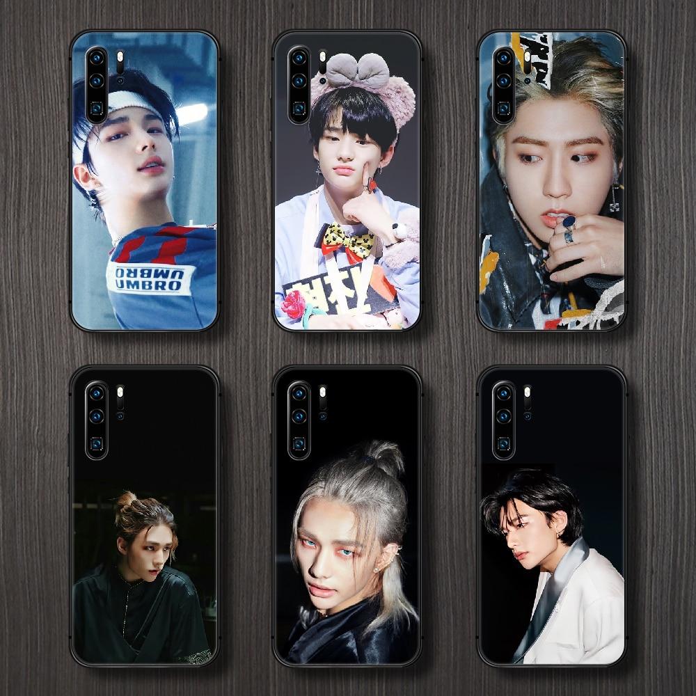 Stray Kids Kpop Hyunjin Phone Case Cover Hull For Huawei P8 P9 P10 ...