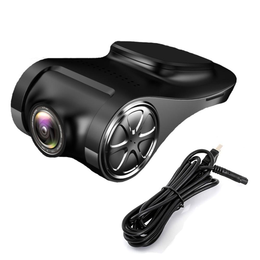 Volle 1080P HD USB Auto DVR 2MP Kamera Video Recorder WiFi GPS ADAS G-sensor Dash Cam Mit motion Detection Night Vision