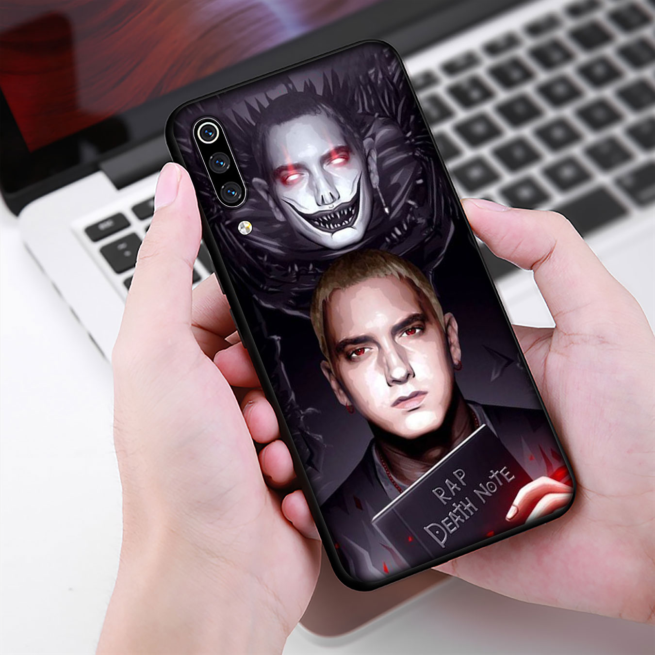 Eminem Mile Rap Soft TPU Silicone Phone Case For Xiaomi Redmi Note 8 8A 8T 7 7A 6 6A 5 5A GO S2 K30 K20 Pro Cover