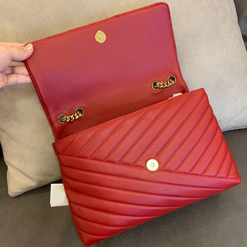 Luxury Brand Famous Women's Bag Designer Classic Plaid Single Shoulder Messenger Bag 100% Real Leather Bags sheepskin quilt bags