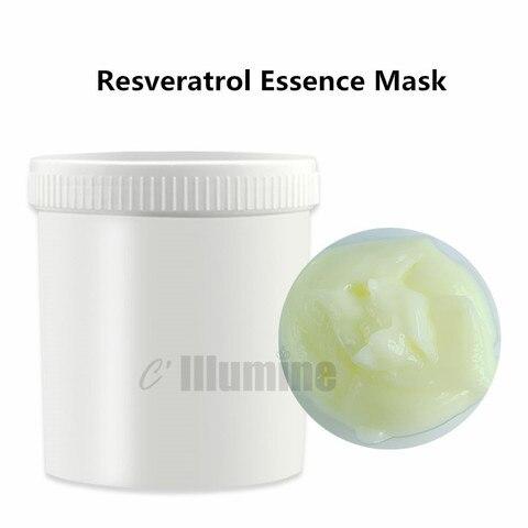 Resveratrol radical livre de inibi o ess ncia m scara repara o antioxidante elasticidade resiliente