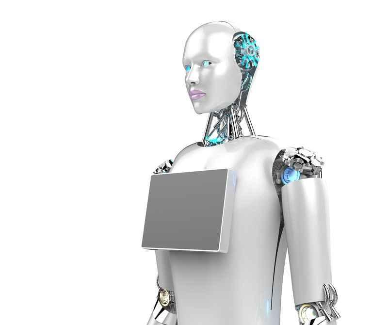 หุ่นยนต์พัฒนาโครงการสมาร์ท Airport Welcome หุ่นยนต์แผนกต้อนรับบริการ-oriented เสียงยินดีต้อนรับหุ่นยนต์