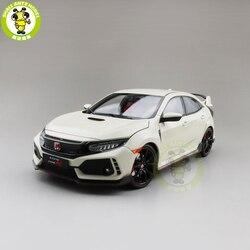 1/18 LCD MODELLEN CIVIC Type-R Type R Diecast Metaal Model Auto Speelgoed Jongens Meisje Geschenken Collectie