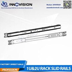 3 sezione di Scorrimento Adatto per il nostro delicated 1U e 2U hotswap serie Non-universal server rack rails