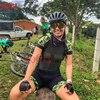Kafit verão novo de manga curta triathlon esportes ciclismo macacão roupa ciclismo feminino macacão ir shorts terno 9
