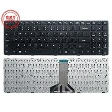 Новинка Клавиатура для ноутбука lenovo Ideapad B50-50 100-15 100-15IBD Тип 80QQ 6385H-US NB-99-6385H-LB-00-US PK1310E1A00 SN20J78609