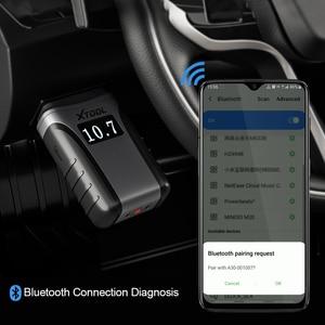 Image 3 - XTOOL Anyscan A30 מלא מערכת רכב אבחון כלים OBD2 קוד קורא סורק עבור EPB שמן איפוס כל משלוח רכב תוכנה משלוח