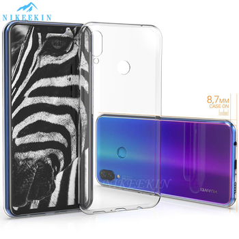 Soft Silicone Thin Clear Cover For Huawei Nova 5T Nova 7 Pro 7i 6 SE 5i Pro Nova 4E 3E 3i 2i 2S 2 Lite Plus Transparent Case TPU image