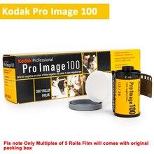 Kodak Pro Image 100 pellicola professionale a colori negativi 35mm 36 esposizione ISO 160 per fotocamera in formato 135