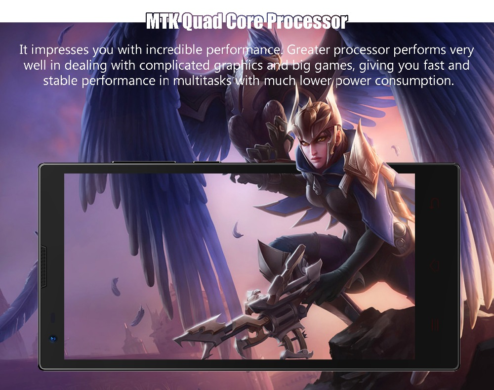 MTK Quad Core Processor