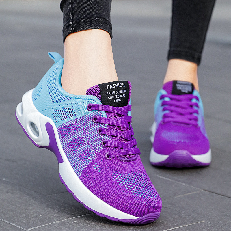 Spring 2021 new women's shoes fashion running shoes soft soled leisure sports shoes women's shoes 2