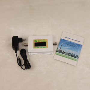 Image 2 - ZQTMAX 62db 3G signal booster 2100 MHz band B1 UMTS cellular amplifier mini lcd display