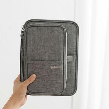 Travel Wallet Family Passport Holder Creative Waterproof Document Case Organizer