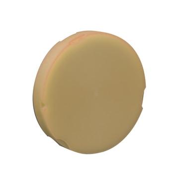 1 Piece/Lot Dental Wax Block Lab CAD CAM Wax Disc Environmental 95mm*10/12/14/16/18/20/22/25mm Ecru Carving Wax Block nlw t1b613 14 16 18 20