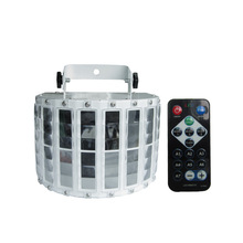 Party Light LED DMX Rotate Light Laser Light Sound Controlled Auto Disco DJ Lights for Live Show Xmas Halloween with Remote Control 9 Colors RGBW best auto sound active 64 leds rgbw light disco light club party show hundreds of patterns dj bar wedding stage party lights