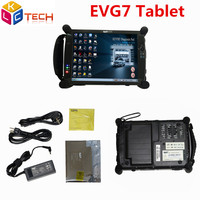 EVG 7 Diagnostic Controller Tablet PC EVG7 DL46 Designed for Car Repair Service EVG7 DL46/HDD500GB/DDR8GB/4GB/2GB