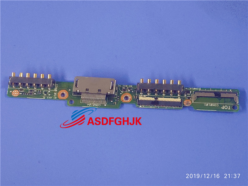 JCT DB Dock Docking Port Board For Dell Venue 11 Pro 7130 7139 T07G 69NM0NP10D01 100% Perfect Work