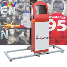 3D Wall Color Painting Machine Inkjet Wall Printer TV Background Kindergarten Wall Painting Tools