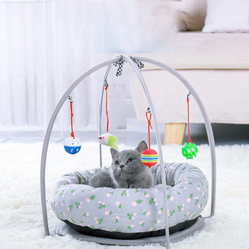 Hammock for cats products for pet niche pour chat panier pets accessories for cat hanging bed kattenmand dog beds for small dogs cat hammock bed detachable breathable cats products for pets top quality pet bed for cats cama para gato