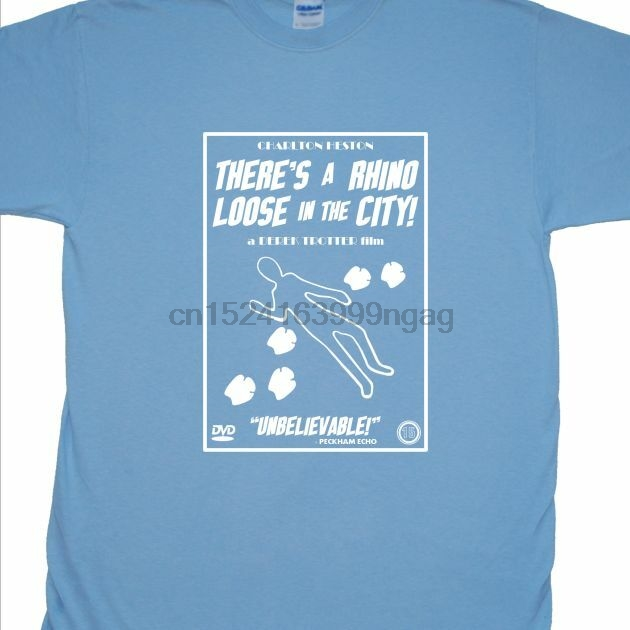 'Rhino Loose in the City' DVD T-Shirt inspired by Only Fools and Horses (comedy)