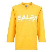 Jersey Duck Hockey-Practice Fabric-Junior Senior Cheap EALER Breathable Polyester Han