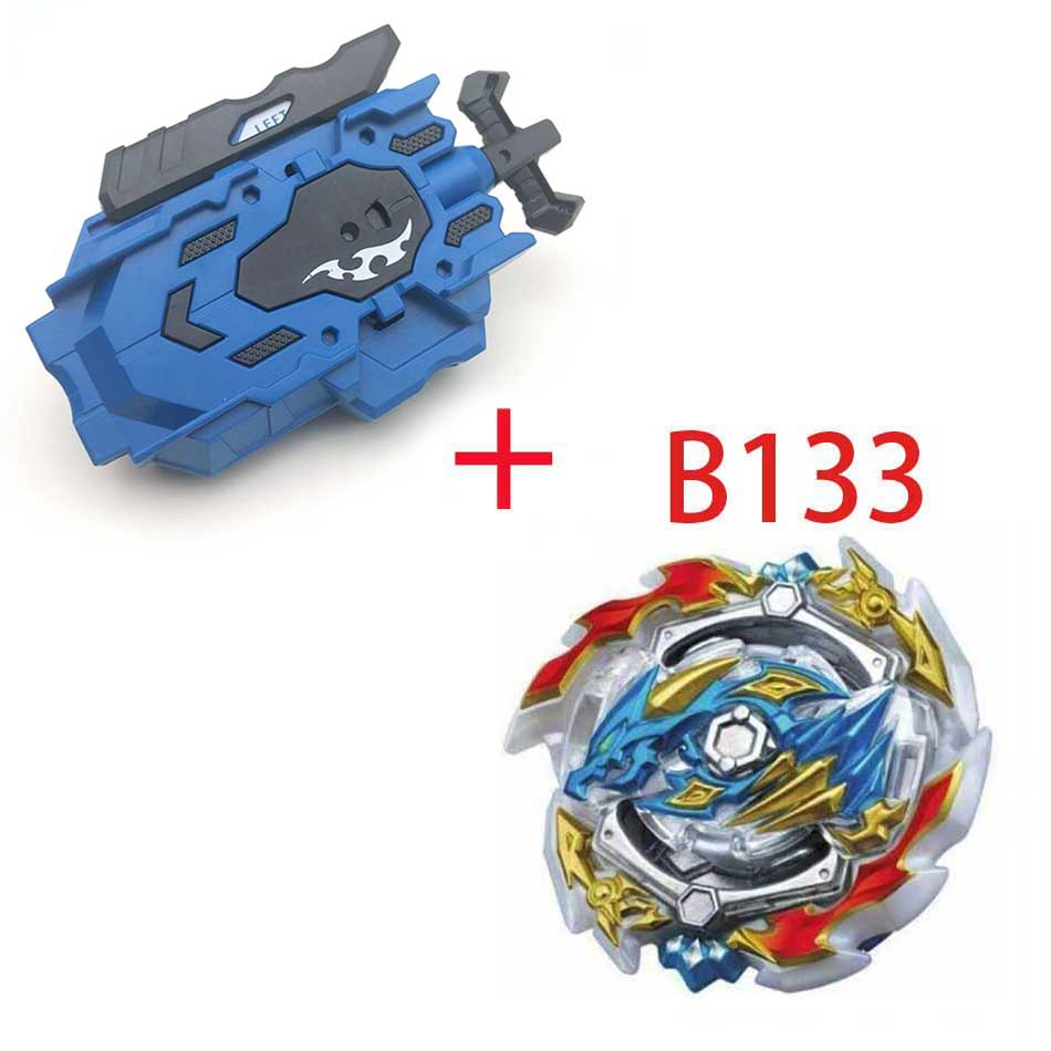<font><b>beyblade</b></font> Burst <font><b>B</b></font>-<font><b>133</b></font> CHO-Z VALKYRIE.Z.Ev with Left Right Two Way Wire Launcher Metal Booster Top Starter Gyro Spinning Fight Toy image