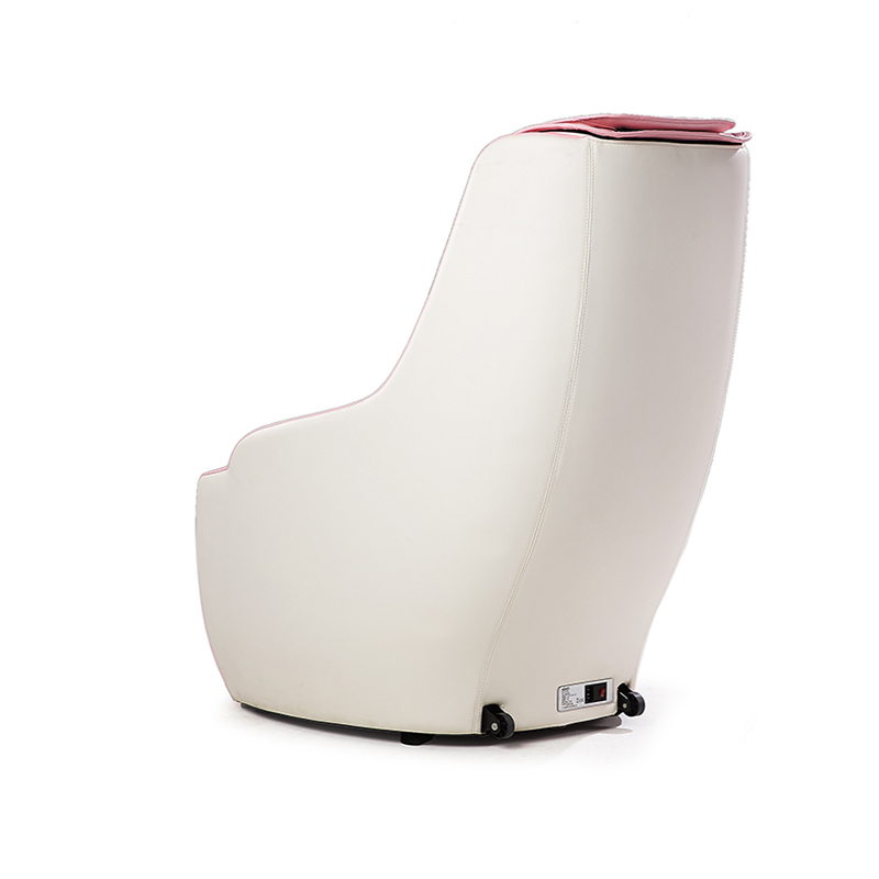 Massage Chair Small Automatic Mini Intelligent Electric Sofa Home Full Body L-Shaped Rail Commercial Chair Lightweight