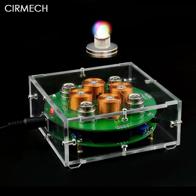 CIRMECH 2019  Intelligent magnetic levitation  push type magnetic levitation DIY Kit DC12V 2A New style Suspension magnetic