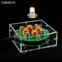 Cirmech 2019 inteligente levitação magnética tipo push kit diy dc12v 2a novo estilo de suspensão magnética