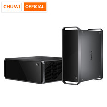 CHUWI CoreBox X Mini PC, Intel Core i7-6560U Dual Core 64 bits, Windows 10 OS, 8 GO de RAM 256 GO de SSD, 4 * USB-A 3.0, 1 * Type A 1 * DP