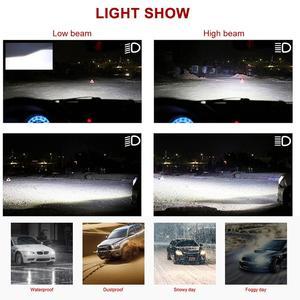 Image 3 - BraveWay 20000LM LED Car Headlight Bulbs H1 H11 H7 H4 LED Lamps HB3 HB4 H8 Fog Lamps Auto Light Bulbs 12V 24V Motorcycle Lights