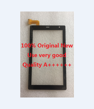 Free shipping 7 inch touch screen,100% New for DEXP Ursus L270 3G touch panel,Tablet PC sensor digitizer(China)