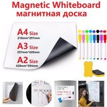 Magnetic dry erase whiteboard fridge magnets white board magnetic