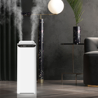 Floor Air Humidifier Household Commercial Water Adding 13L Industrial Grade Humidifier Office Living Room Bedroom