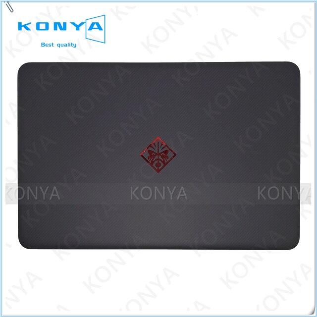新しいオリジナルノートパソコンの液晶画面バック Hp 前兆 15 AX 15 AX020TX 15 AX016TX 15 AX017TX Lcd 背面カバー EAG3501001A