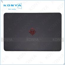 Hp omen 15 ax 15 ax020tx 15 ax016tx 15 ax017tx lcd 백 커버 eag3501001a 용 새 원본 노트북 lcd 화면 뒷면 커버