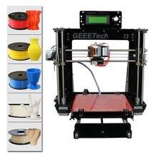 Geeetech I3 Pro B 3D Printer Acryl Frame Hoge Precisie Impressora Diy Kit 3D Printer Ondersteuning 5 Filament Printer Machine