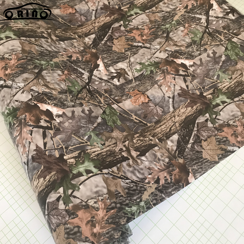 Realtree Sticker Film Wrap-4