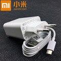 Original Xiao mi 27W EU chargeur rapide QC 4.0 Turbo Charge adaptateur d'alimentation câble USB type C pour mi 8 9 se 9t CC9 redmi note 7 k20 pro