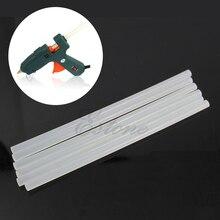 New 6Pcs 7mm Hot Melt Glue Sticks For Electric Gun Album Repair Craft