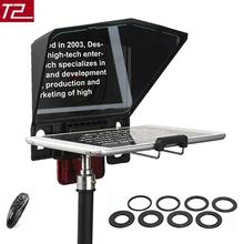 Desview Portable Teleprompter For Smartphone/Tablet/DSLR Cam