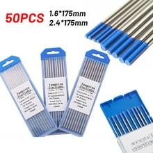 Tungsten Electrode Aluminum-Melt Welding-Flux 175mm for 50pcs Solder-Wire Core-Repair