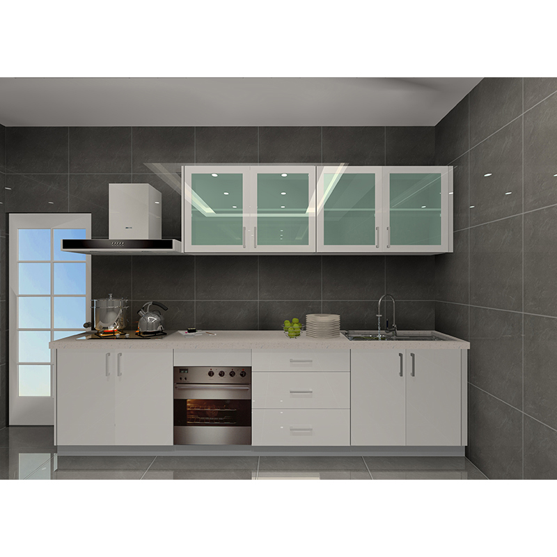 3d Kitchen Design American Home Cheap Lacquer Kitchen Cabinets