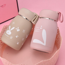 320ML Thermos Bottle Stainless Steel Thermal Belly Cup Thermo Mug Water Vacuum Flasks Insulated Tumbler Gift